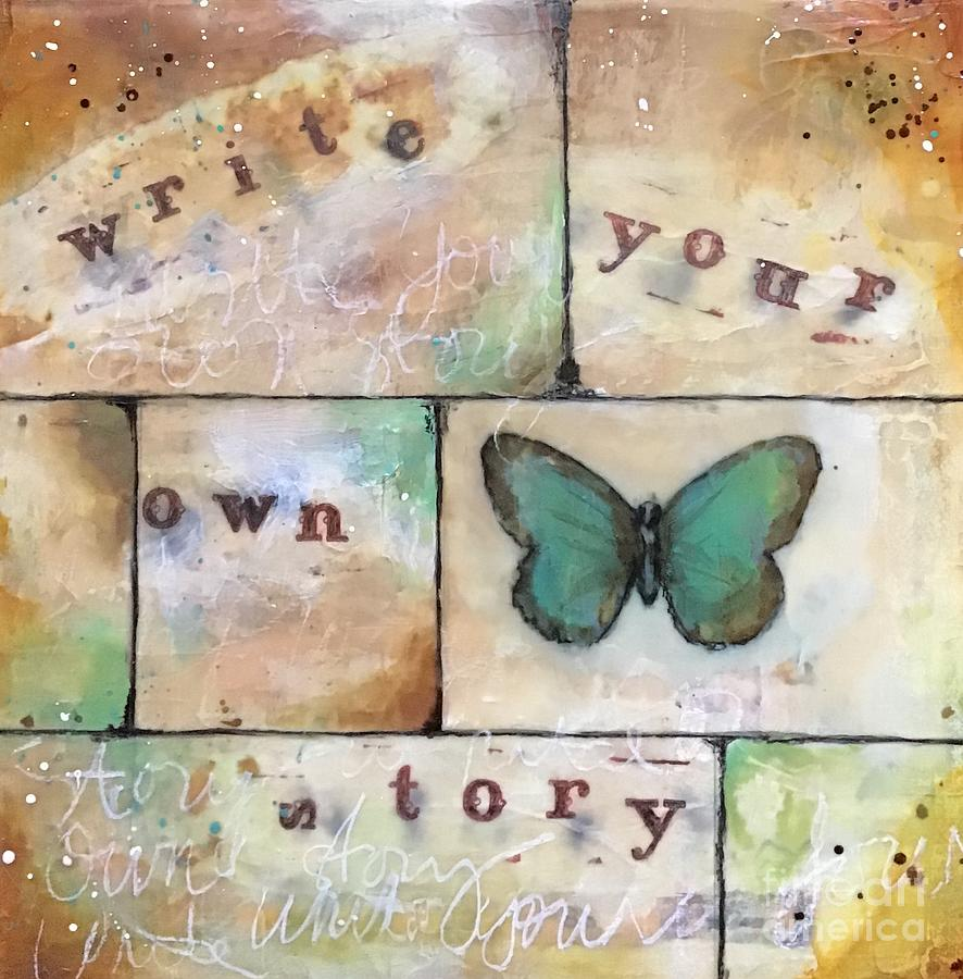 Write Your Own Story by Diane Fujimoto