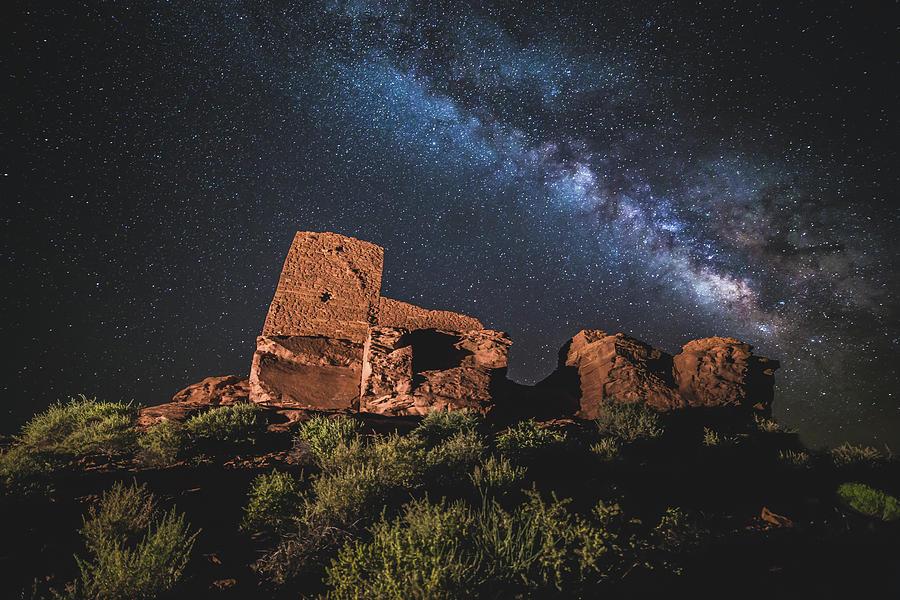 Wukoki Ruins by Ryan Lima
