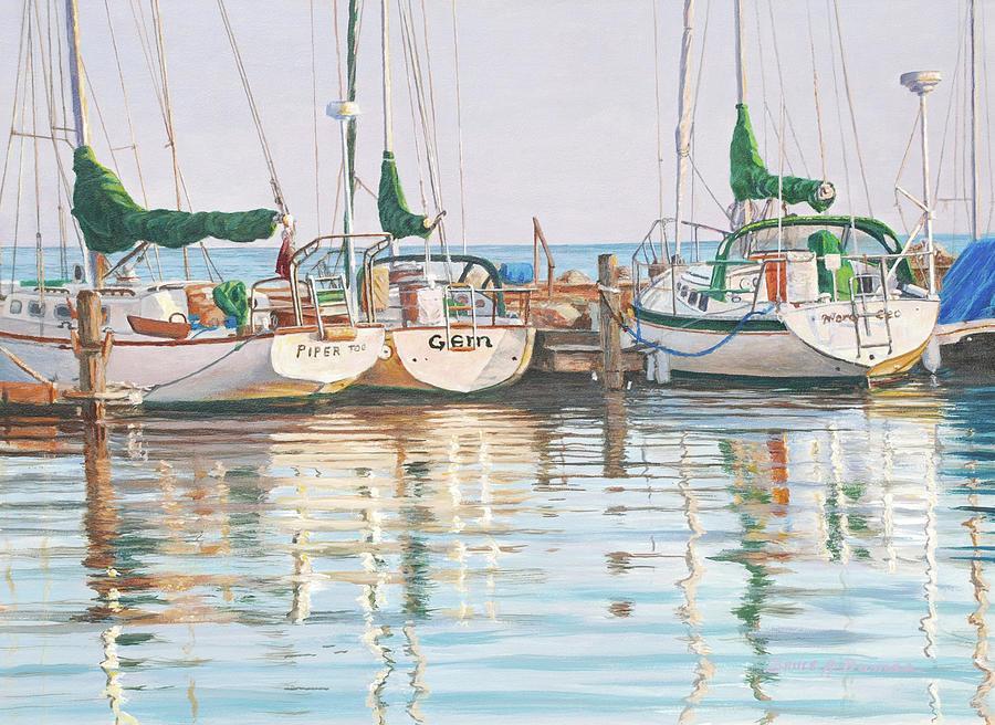 Yacht Club by Bruce Dumas
