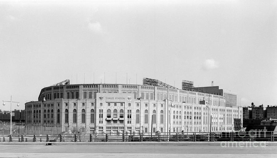 Yankee Stadium Photograph by Olen Collection