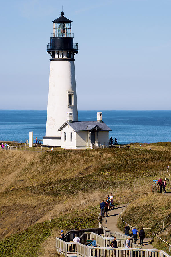 Yaquina Head Lighthouse 102518 by Rospotte Photography