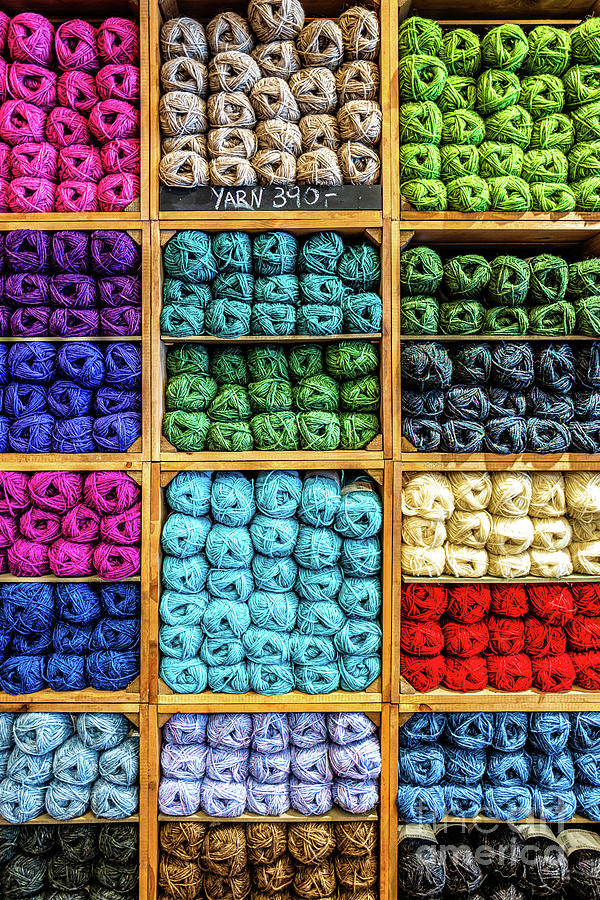 Yarn for Sale by Miles Whittingham