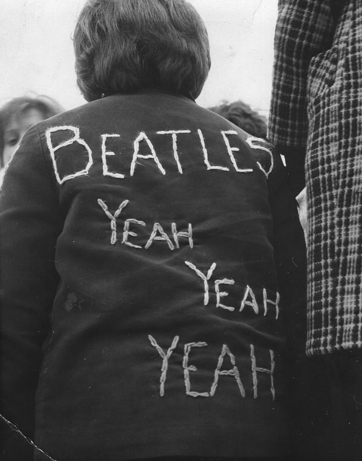 Yeah Yeah Yeah Photograph by Evening Standard