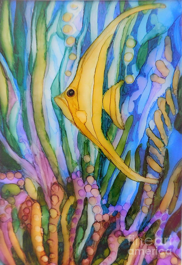 Yellow Fellow by Joan Clear