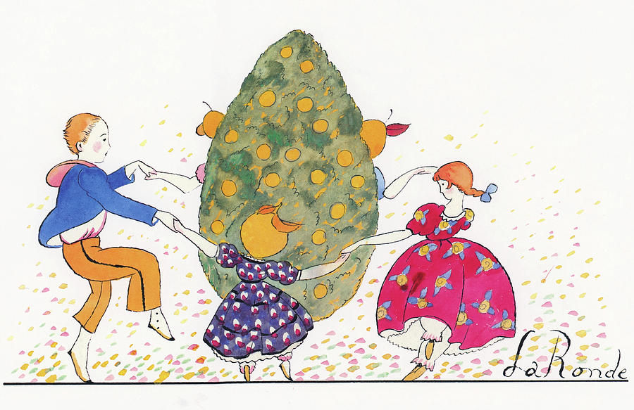 Orient Painting - Yellow Fruit - Digital Remastered Edition by Takehisa Yumeji
