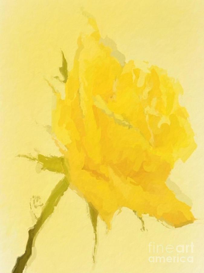 Yellow Jewel by ANTHONY FISHBURNE