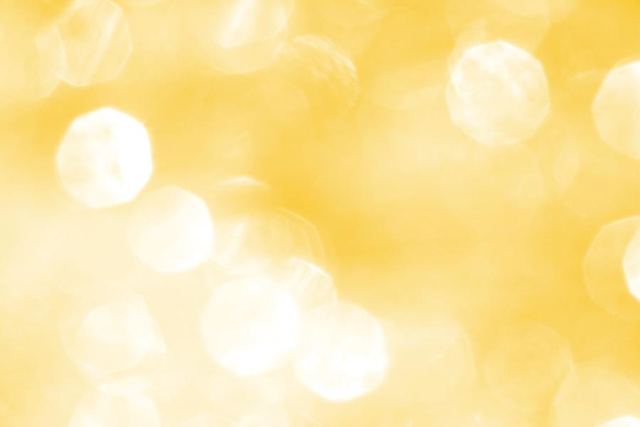 Yellow Light Sparkles Photograph by Merrymoonmary