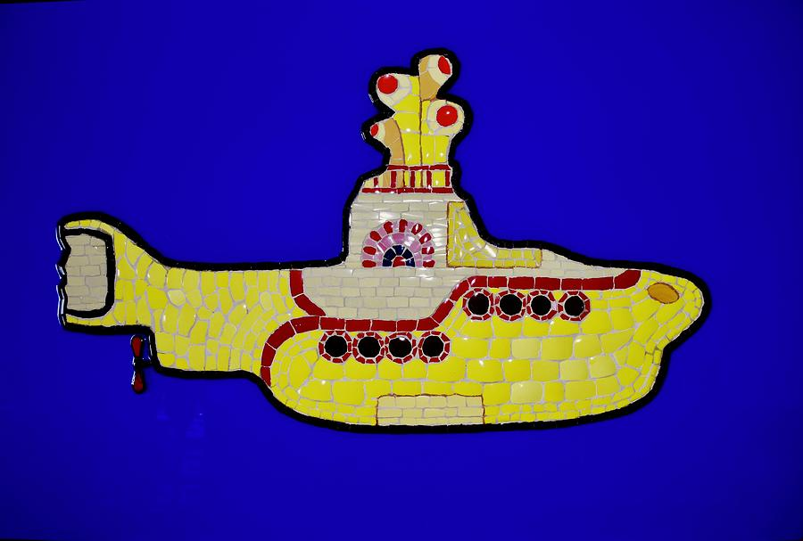 Yellow Submarine by Tony Cepukas