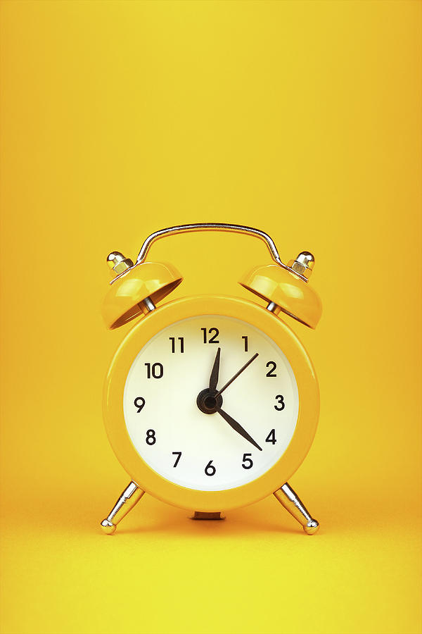 Alarm Yellow