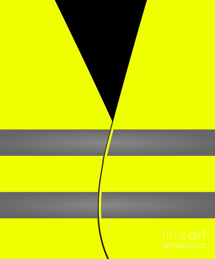 Yellow Vest Protest Costume by Flippin Sweet Gear