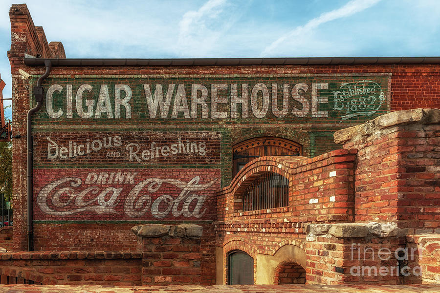 Yes That Greenville - Cigar Warehouse Photograph