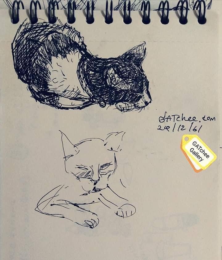 Yesterday GATchee by Sukalya Chearanantana