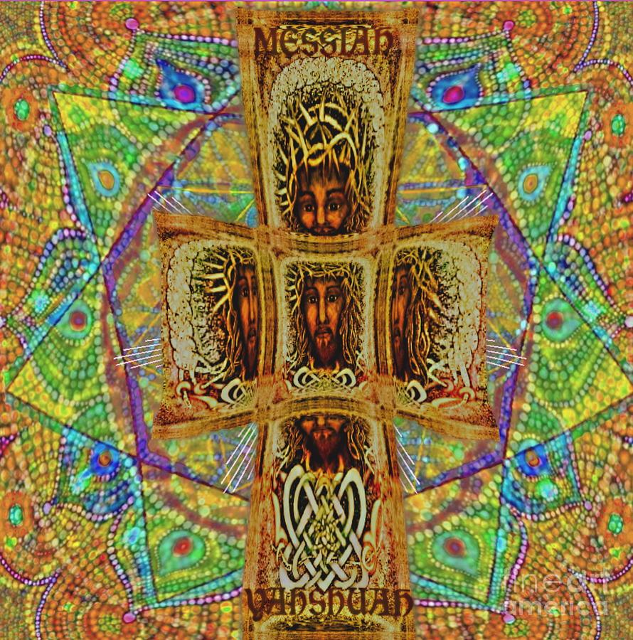 YHUSHUA Messiah by Hidden Mountain