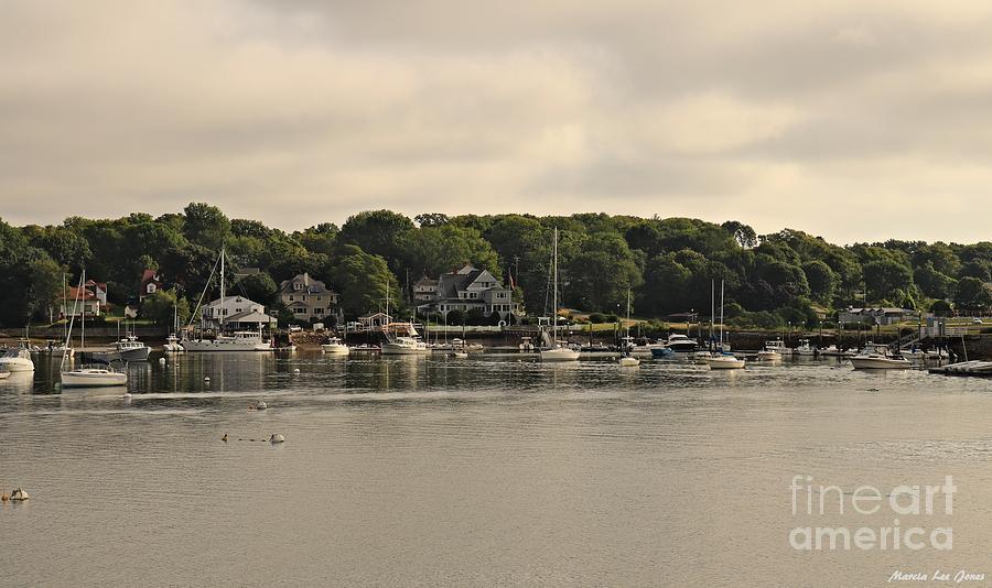 York River, Maine by Marcia Lee Jones