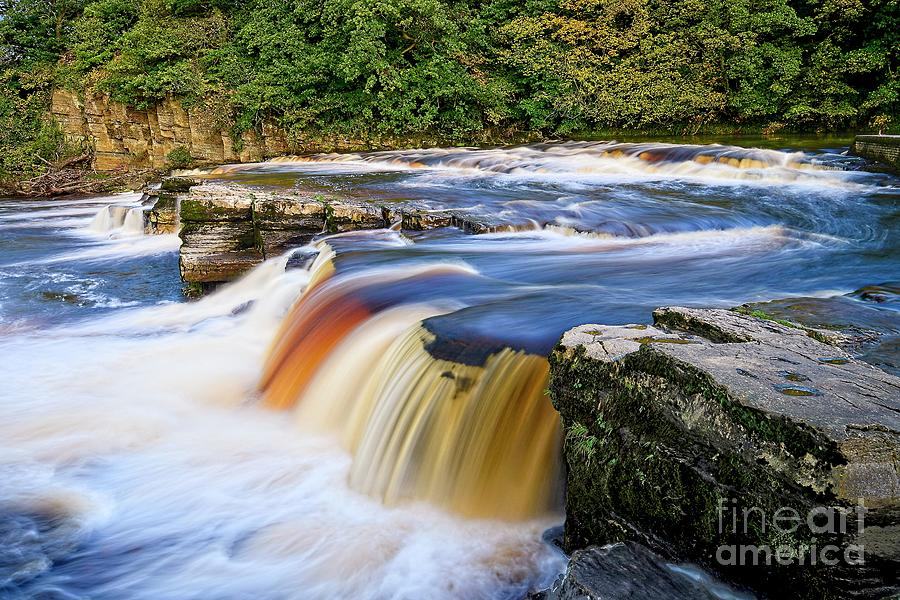 Yorkshire Waterfall by Martyn Arnold