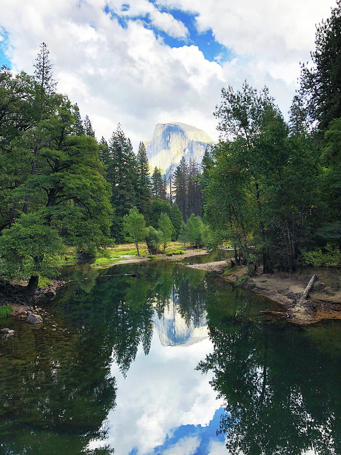 Yosemite classical view by Silvia Marcoschamer