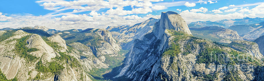 Yosemite National Park, California, USA by Marek Poplawski