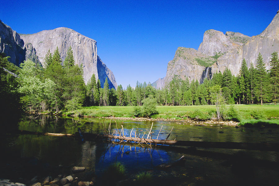 Yosemite National Park, California, Usa Photograph by Neil Emmerson / Robertharding