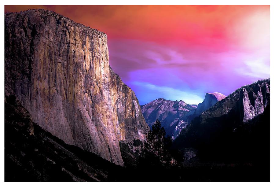 Yosemite National Park by Robert Blandy Jr