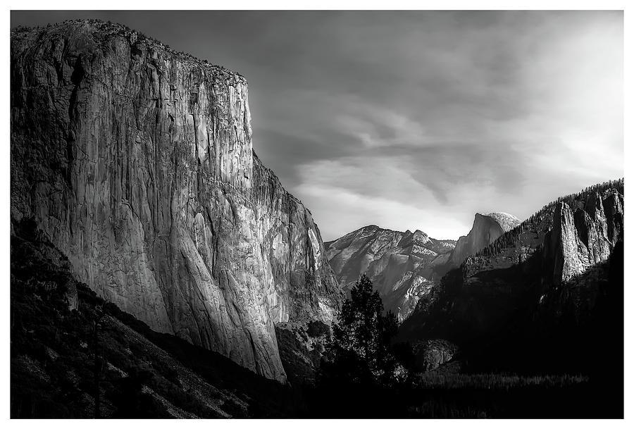 Yosemite Tunnel View by Robert Blandy Jr