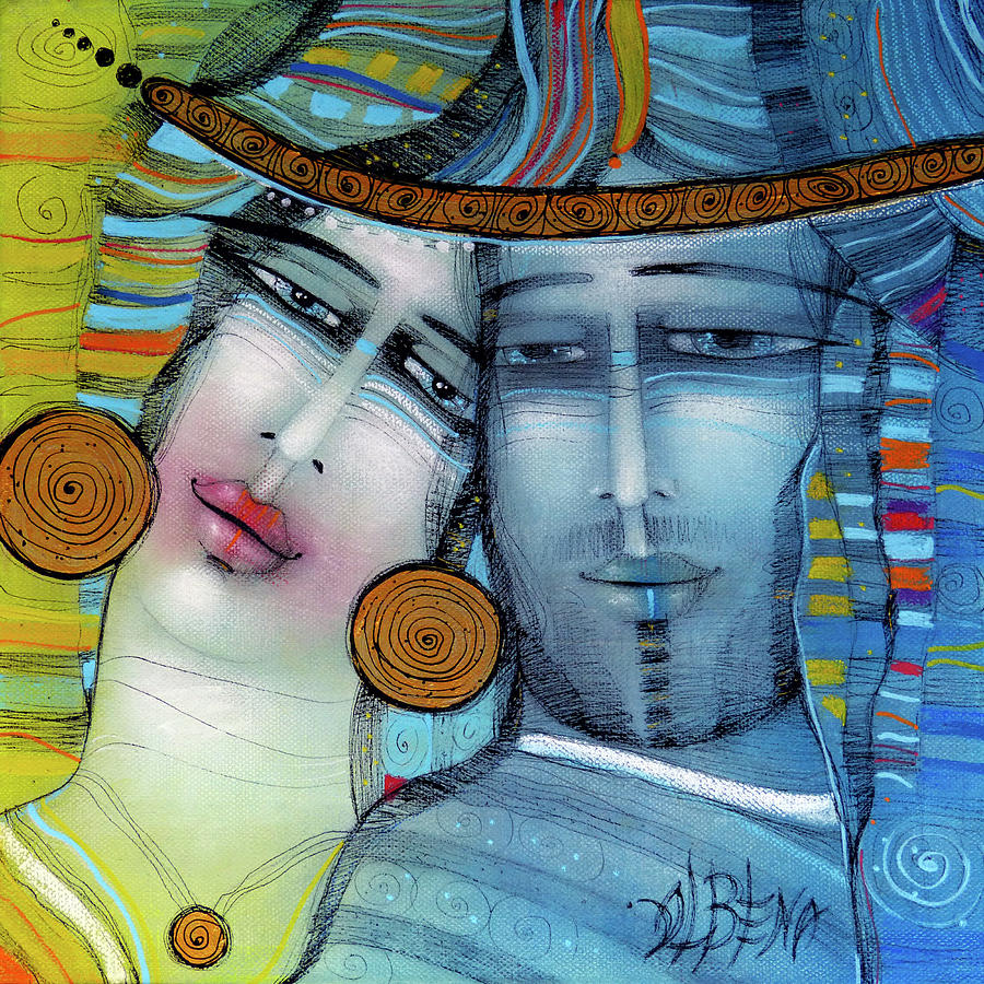 YOU AND ME by Albena Vatcheva