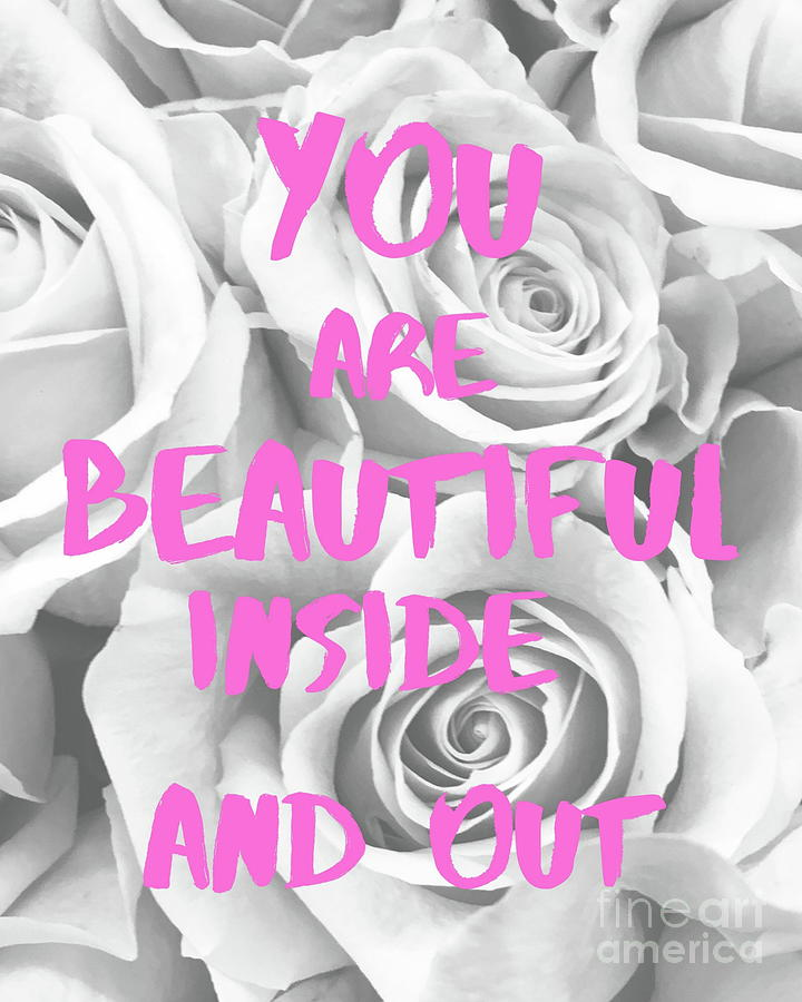You Are Beautiful by Marti Magna
