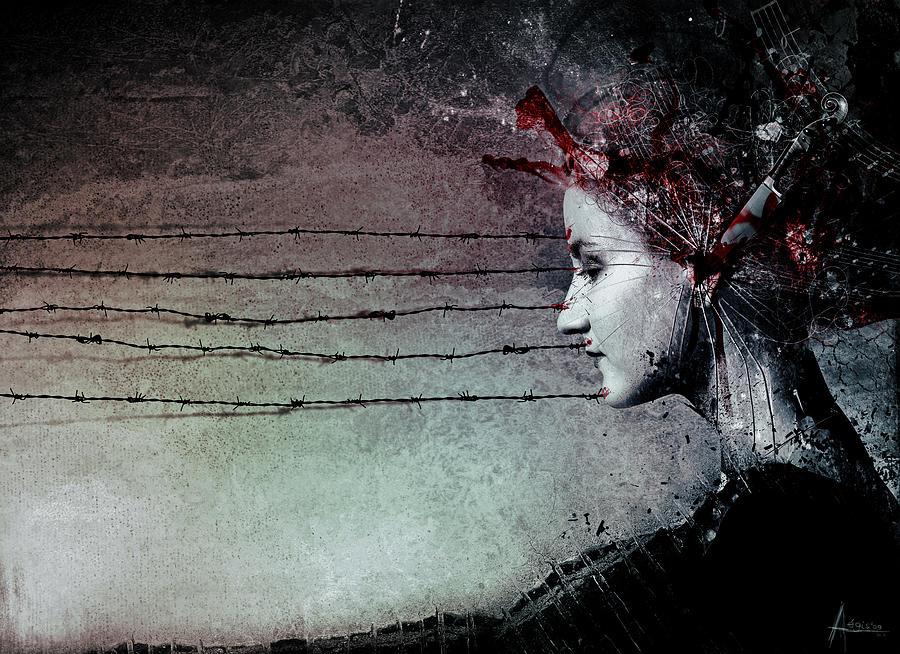 Music Digital Art - You Promised Me A Symphony by Mario Sanchez Nevado