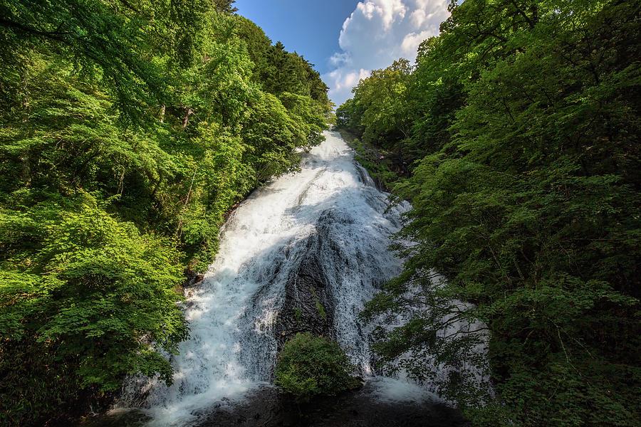 Yudaki Falls by William Chizek