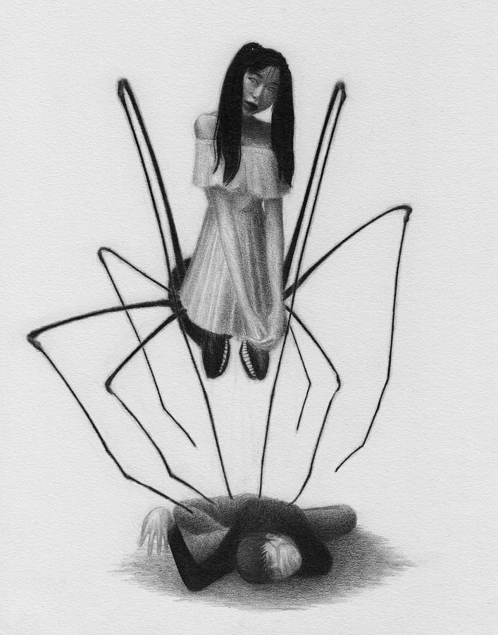 Yui Oiwa - Artwork by Ryan Nieves