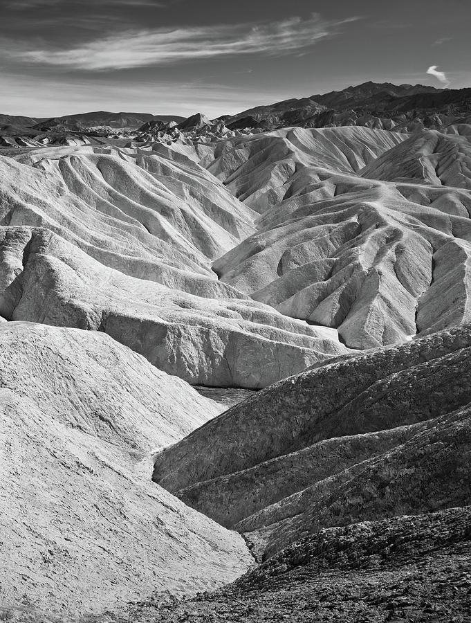Zabriskie Point Photograph by Jauder Ho / Jauderho.com
