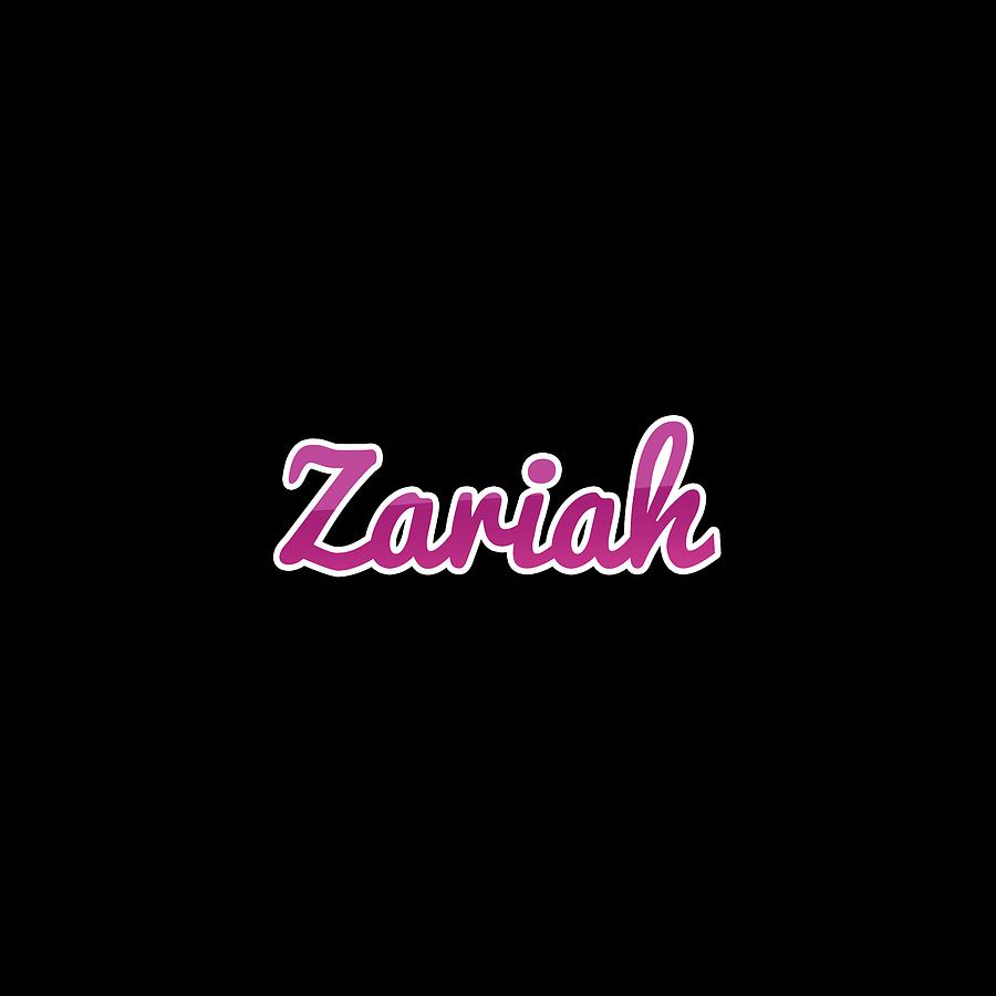 Zariah #Zariah by Tinto Designs