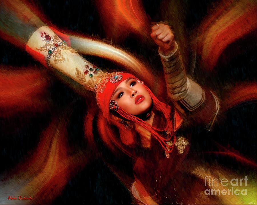 Zaya Batmunkh Power by Blake Richards