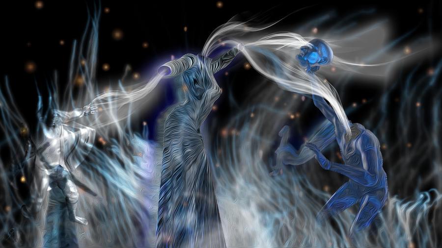 Zeitgeist MMXX #9  Dead of Winter by Carmen Hathaway