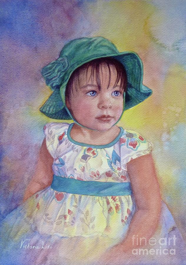 Zellie by Victoria Lisi