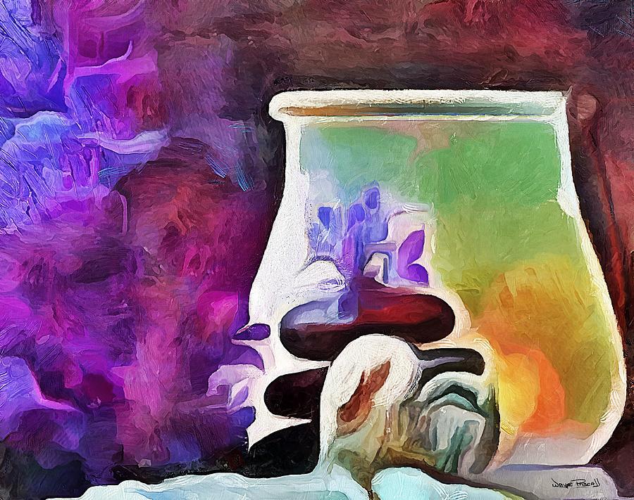 Zen Deco by Wayne Pascall