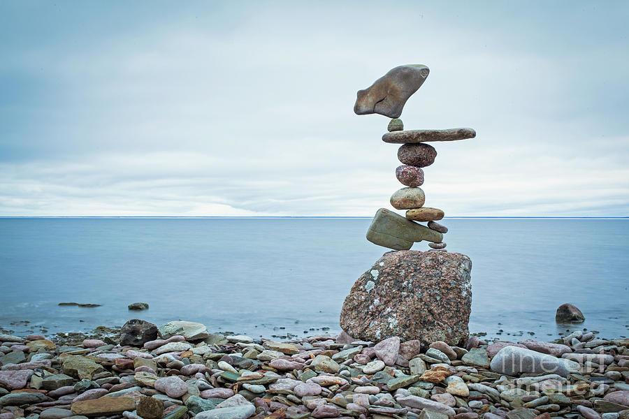 Zen stack #10 by Pontus Jansson