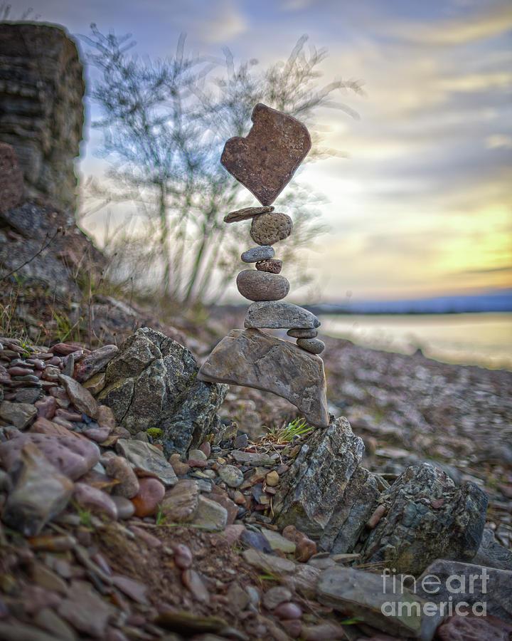 Zen stack #12 by Pontus Jansson