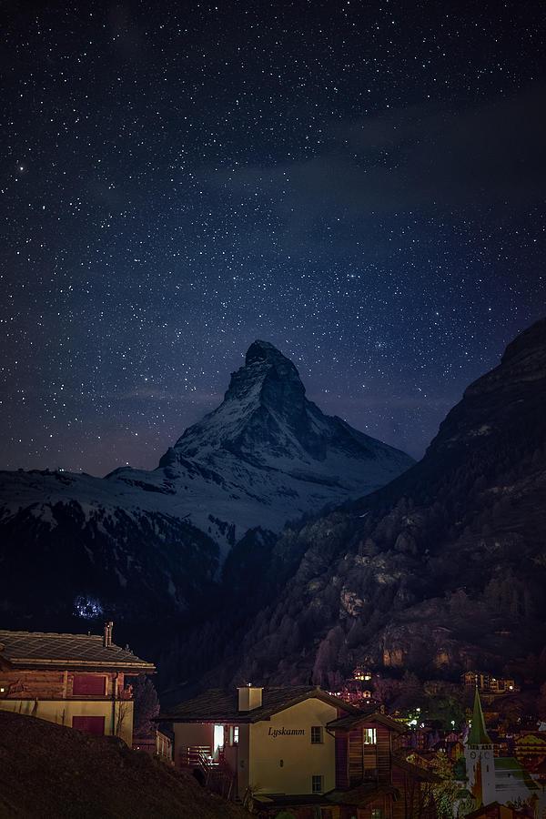 Zermatt by Robert Fawcett
