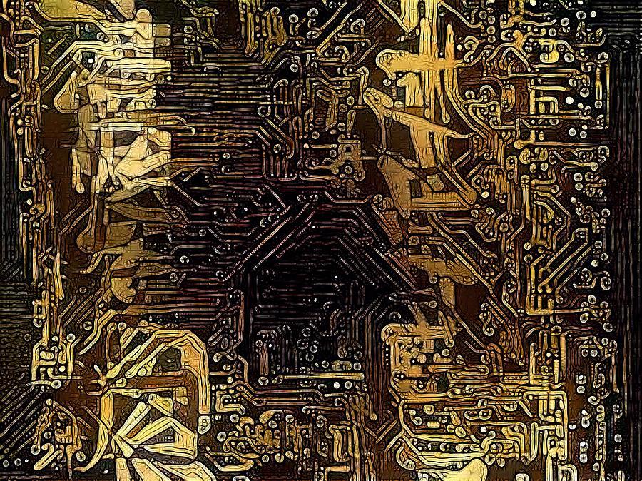 Zero Machine Language  by Philip Openshaw