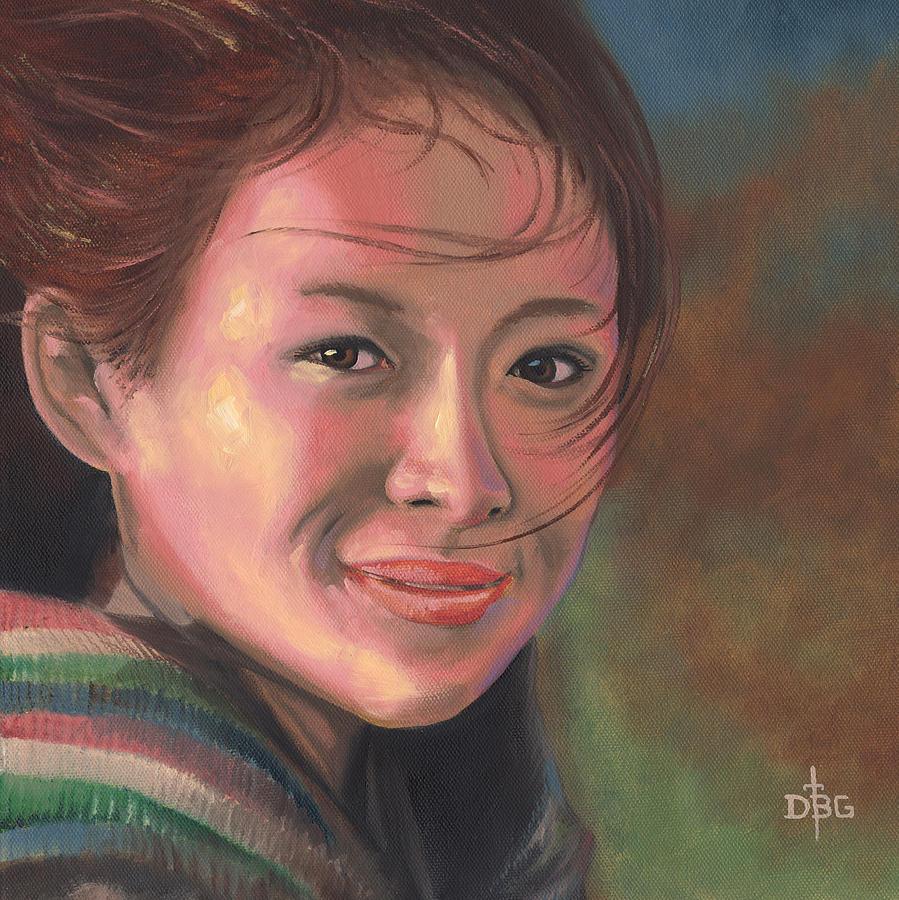 Zhang Ziyi by David Bader