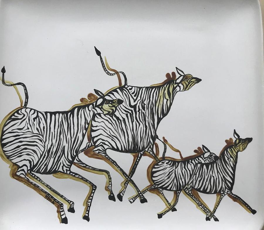 Zibras of Africa by Sima Amid Wewetzer