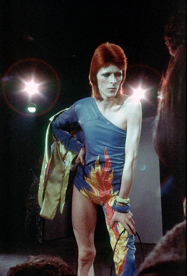 Ziggy Stardust Era Bowie Photograph by Michael Ochs Archives