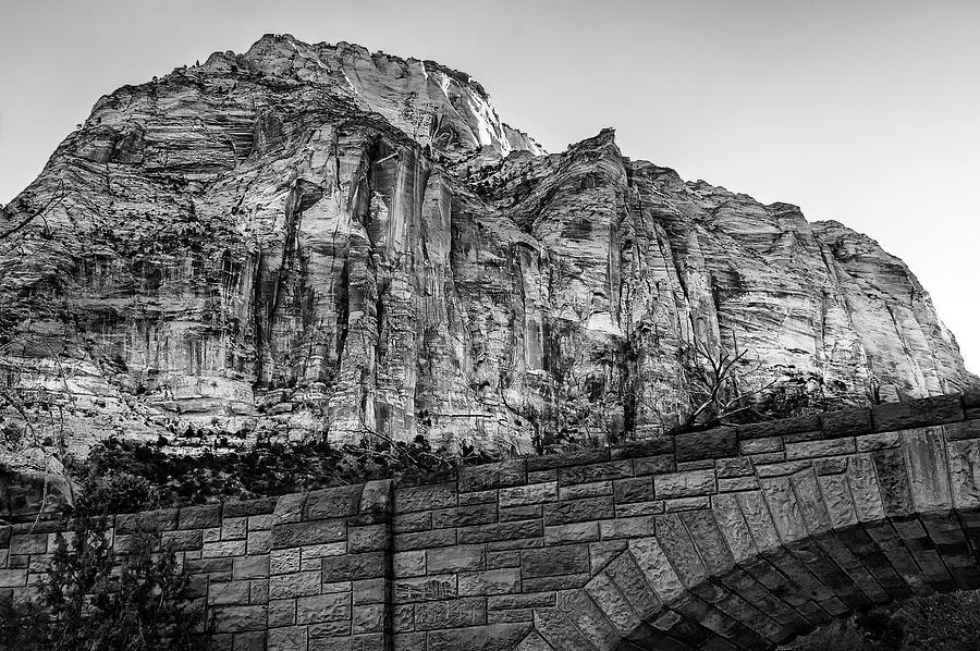 Zion National Park Bidge as Sunrise by Phil Cardamone