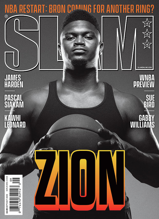 Zion SLAM Cover Photograph by Zach Wolfe