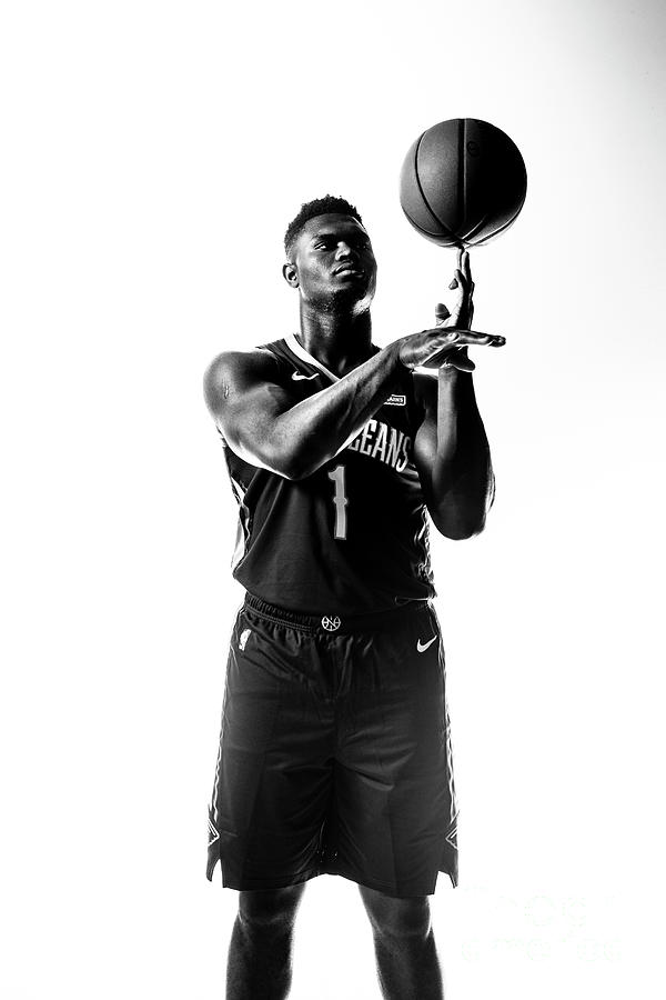 Zion Williamson Photograph by Sean Berry