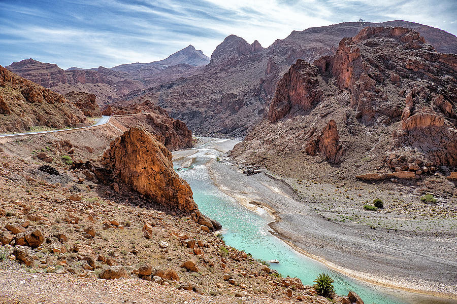 Ziz Gorge, Morocco by Photos By Pharos