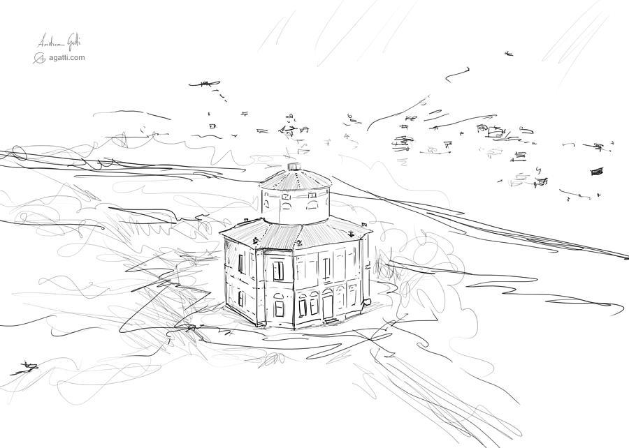 Zizzola Drawing Drawing