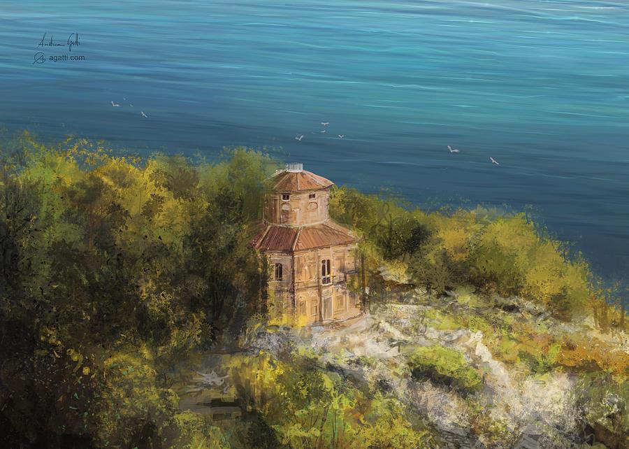 Zizzola Sea1 Digital Art