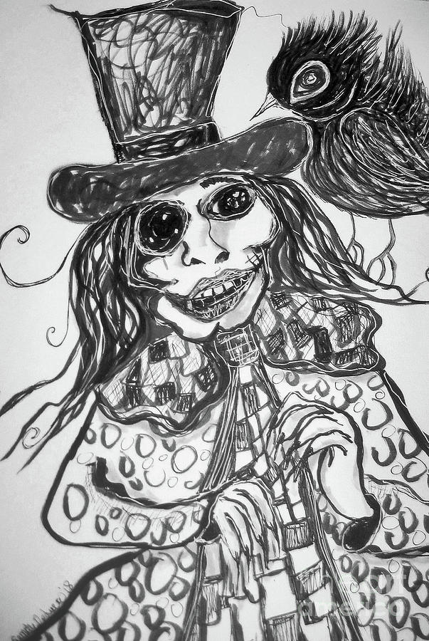 Zombie Dancer by Sandy DeLuca