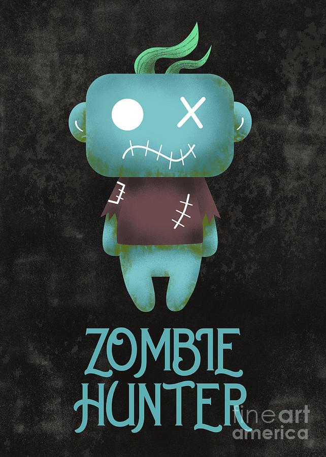 Zombie Hunter by Namibear